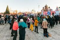 Физкультминутка на площади Ленина. 27.12.2014, Фото: 36