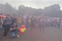"""Файер-шоу от болельщиков """"Арсенала"""". 16 мая 2014 года, Центральный парк, Фото: 8"""
