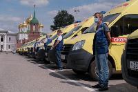 Тульским медикам передали 41 автомобиль , Фото: 17