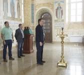 Алексей Дюмин посетил Тульский кремль, Фото: 6