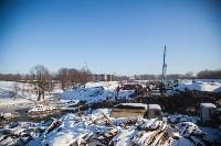 Новая коммунальная авария в Пролетарском округе, Фото: 23