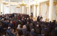 Встреча врио губернатора Тульской области Алексея Дюмина с общественностью. 23 марта 2016 года, Фото: 2