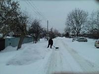 Туляки жалуются на нечищеные дороги, Фото: 8