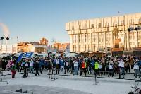 Физкультминутка на площади Ленина. 27.12.2014, Фото: 47