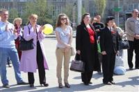 Тульская Федерация профсоюзов провела митинг и первомайское шествие. 1.05.2014, Фото: 104