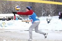 III ежегодный турнир по пляжному волейболу на снегу., Фото: 34