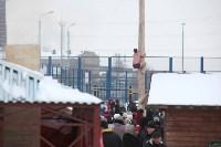 Как туляки провожали зиму на набережной Упы, Фото: 68