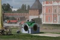 Установка шпиля на колокольню Тульского кремля, Фото: 12