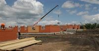 Владимир Груздев проинспектировал строительство жилья в Кимовске и в Донском, Фото: 1