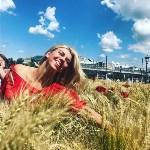 Цветочный джем: Тульское поле в Москве, Фото: 11