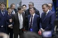 Визит министра Максима Топилина, Фото: 2