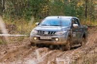 Внедорожный тест-драйв Mitsubishi, Фото: 52
