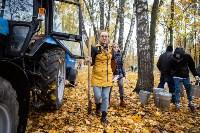 В Центральном парке Тулы появился сосновый бор «Слободы», Фото: 48