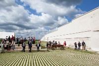На Куликовом поле представили историю Засечной черты России, Фото: 44