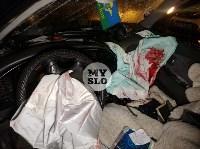 В ДТП на М-2 в Туле пострадали четыре человека, Фото: 28