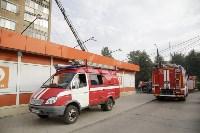 Пожар на проспекте Ленина, Фото: 39