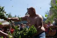 В Тульской области прошел фестиваль крапивы, Фото: 176