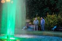 В Кировском сквере открылся светомузыкальный фонтанный комплекс: Фоторепортаж Myslo, Фото: 8