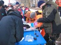 Соревнования по зимней рыбной ловле на Воронке, Фото: 20