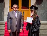 Магистры ТулГУ получили дипломы с отличием, Фото: 52