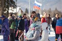 Состязания лыжников в Сочи., Фото: 60