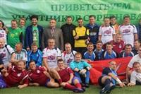 IX Международный турнир по мини-футболу среди команд СМИ, Фото: 7