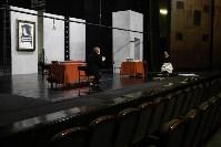 Репетиция в Тульском академическом театре драмы, Фото: 34