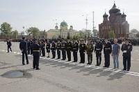 Генеральная репетиция парада Победы в Туле, Фото: 21