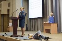 Членов правительства Тульской области научили оказывать первую помощь, Фото: 2