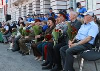 Присяга в Тульском суворовском училище: фоторепортаж, Фото: 27