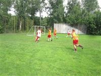 Фанаты тульского «Арсенала» сыграли в футбол с руководством клуба, Фото: 14