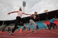 II этап «Спортивного марафона».1 августа 2015, Фото: 15