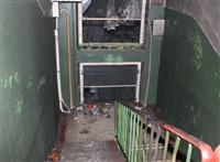 На ул. Ложевой в Туле сгорела квартира., Фото: 1
