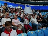 Туляки исполнили рекордный гимн России, Фото: 11