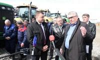 Алексей Дюмин обсудил с тульскими сельхозпроизводителями развитие молочного животноводства, Фото: 4