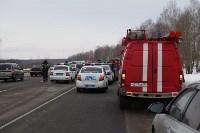 ДТП на трассе М2 12.03.18, Фото: 14