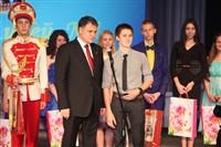 Владимир Груздев поздравил тульских выпускников-медалистов, Фото: 45