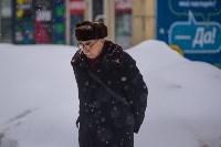 Снегопад в Туле. 19 января 2016 года, Фото: 35