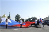 Автопробег на День российского флага, Фото: 12