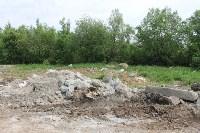 В тульском Заречье жители год добиваются ликвидации ядовитой свалки, Фото: 13