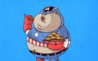 Капитан Америка, Фото: 11