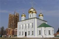 Реконструкция Тульского кремля. 11 марта 2014, Фото: 32