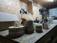 В Алексинском районе работал цех по производству поддельного алкоголя, Фото: 5