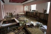 В Туле затоплен памятник архитектуры — Дом Конопацких, Фото: 4