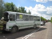 ДТП с пассажирским автобусом в Узловском районе, Фото: 5