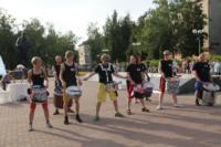 """44 drums на """"Театральном дворике-2014"""", Фото: 3"""