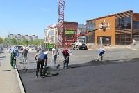 В Туле снесли часть рынка «Южный», Фото: 18