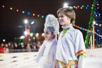 Туляки отметили Старый Новый год ледовым шоу, Фото: 46
