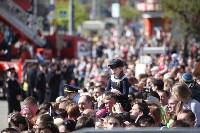 Парад Победы. 9 мая 2015 года, Фото: 24