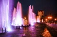 В Кировском сквере открылся светомузыкальный фонтанный комплекс: Фоторепортаж Myslo, Фото: 13